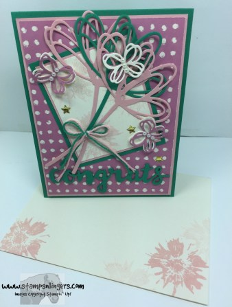 Textured Sunshine Wishes 5 - Stamps-N-Lingers