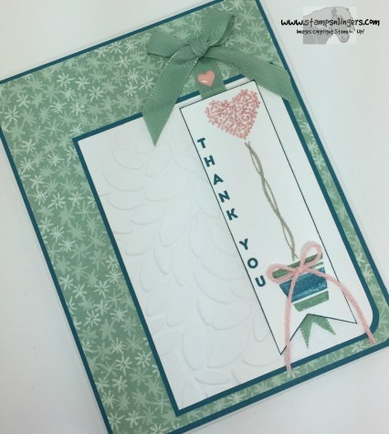 Vertical Blooms & Bliss 4 - Stamps-N-Lingers