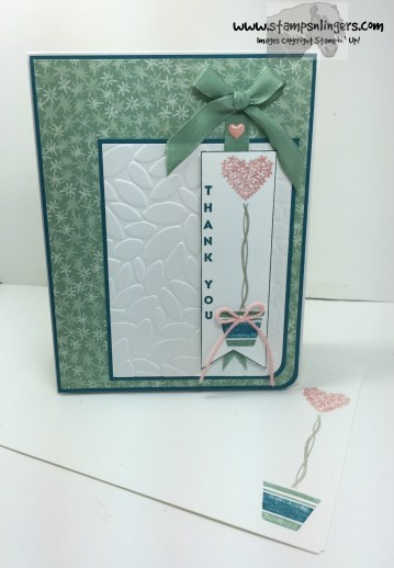 Vertical Blooms & Bliss 5- Stamps-N-Lingers