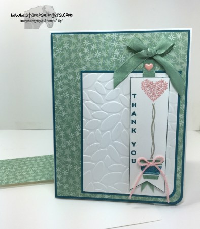Vertical Blooms & Bliss 7 - Stamps-N-Lingers