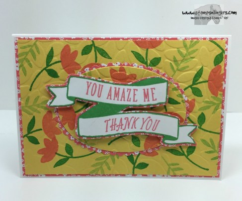 Banners For You Thanks 1 - Stamps-N-Lingers