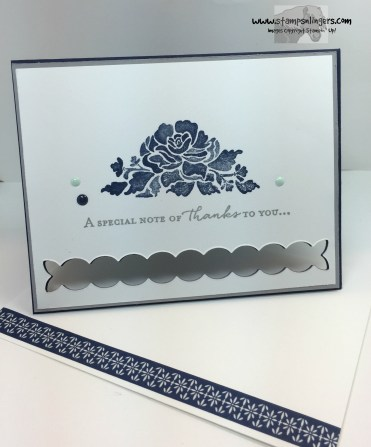 Floral Flourishing Phrases 6 - Stamps-N-Lingers