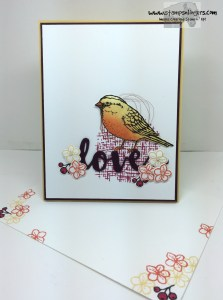 Love a Best Bird 6 - Stamps-N-Lingers