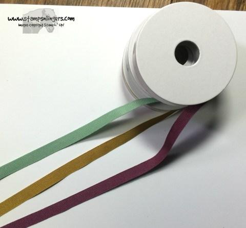 38 Ribbon Trio Pack - Stamps-N-Lingers