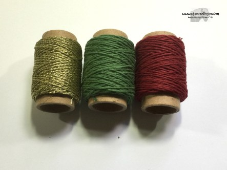 Baker's Twine Trio Pack - Stamps-N-Lingers