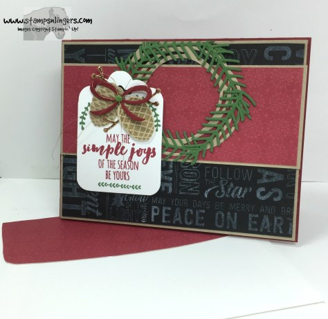 Christmas Pines Merry Medley 7 - Stamps-N-Lingers