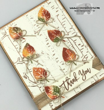 Falling Thoughtful Branches Autumn Leaves 4 - Stamps-N-Lingers
