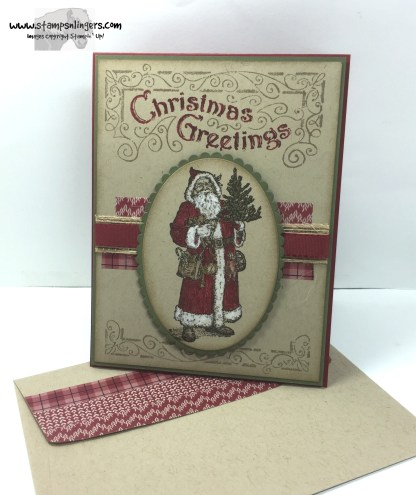 Father Christmas 7 - Stamps-N-Lingers