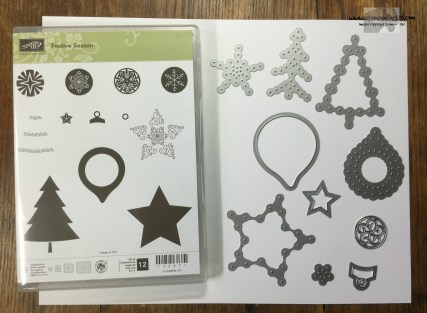 Festive Season Bundle - Stamps-N-Lingers