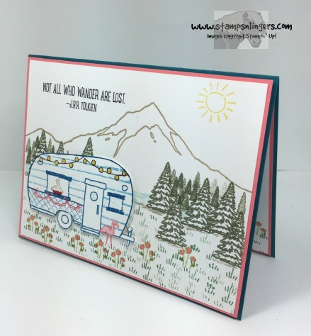 Glamper Mountain Adventure 3 - Stamps-N-Linger