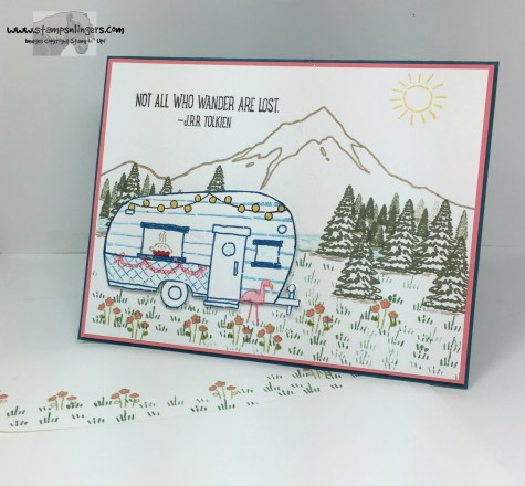 Glamper Mountain Adventure 7 - Stamps-N-Linger
