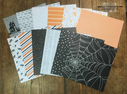 Halloweein Night Specialty DSP - Stamps-N-Lingers