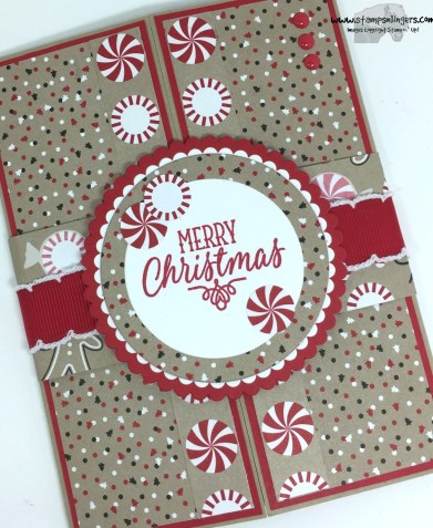Hang Your Stocking Shutter Card 4 - Stamps-N-Lingers