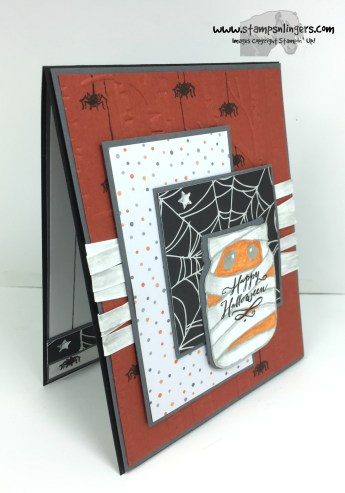 Jar of Haunts Happy Halloween 2 - Stamps-N-Lingers