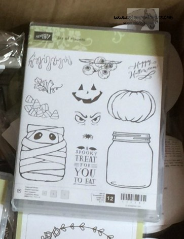 Jar of Haunts - Stamps-N-Lingers