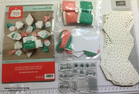 July Paper Pumpkin 2 - Stamps-N-Lingers