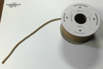 Kraft Rope Trim - Stamps-N-Lingers