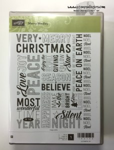 Merry Medley - Stamps-N-Lingers