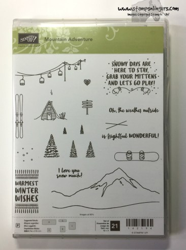 Mountain Adventure - Stamps-N-Lingers