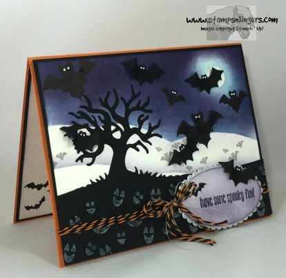 Spooky Batty Halloween Fun 2 - Stamps-N-Lingers