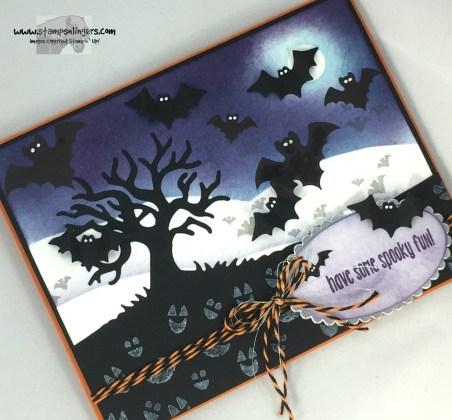 Spooky Batty Halloween Fun 4 - Stamps-N-Lingers
