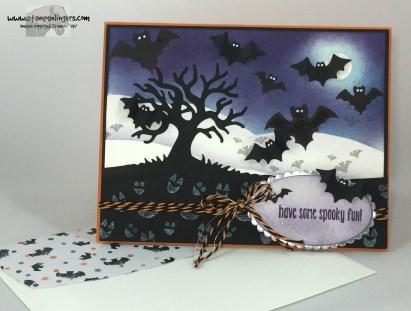 Spooky Batty Halloween Fun 6 - Stamps-N-Lingers