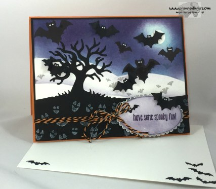 Spooky Batty Halloween Fun 7 - Stamps-N-Lingers