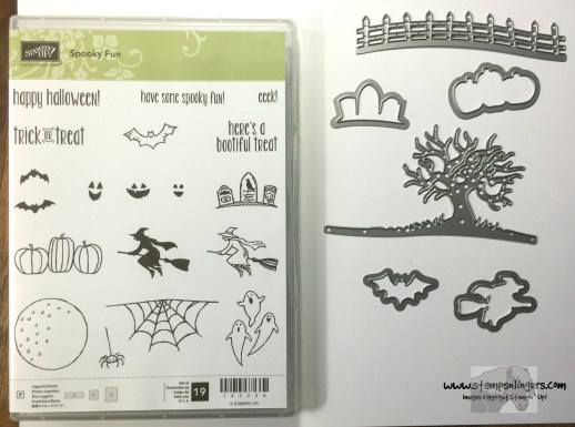 Spooky Fun Bundle - Stamps-N-Lingers