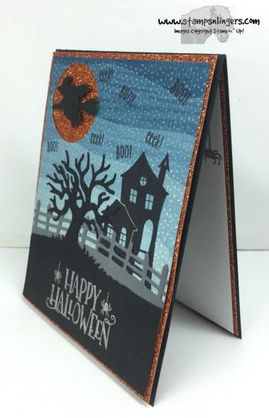 Spooky Fun Halloween Treat 3 - Stamps-N-Lingers