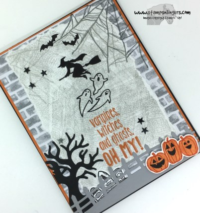 Suite & Spooky Ghoulish Fun 4 - Stamps-N-Lingers