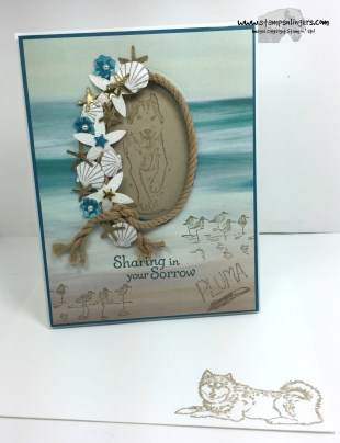 Wetlands Seaside Shore 6 - Stamps-N-Lingers