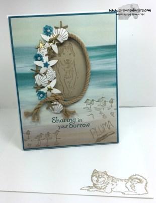 Wetlands Seaside Shore 6 - Stamps-N-Lingers