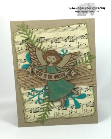 Wonder of Christmas Pines 1 - Stamps-N-Lingers