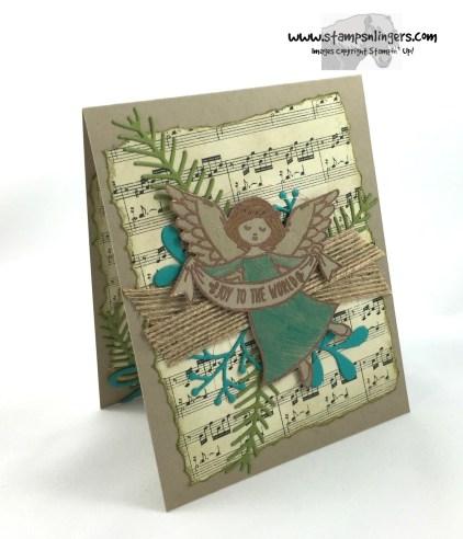 Wonder of Christmas Pines 2 - Stamps-N-Lingers