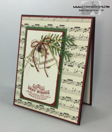 Seasonal Bells Christmas Wedding 3 - Stamps-N-Lingers