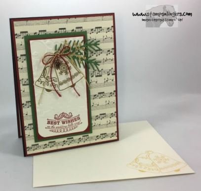 Seasonal Bells Christmas Wedding 6 - Stamps-N-Lingers