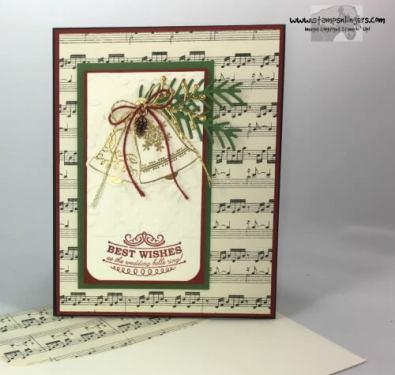 Seasonal Bells Christmas Wedding 7 - Stamps-N-Lingers