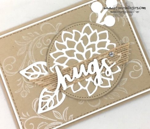 Lovely Words and Mayflowers - Stamps-N-Lingers 4