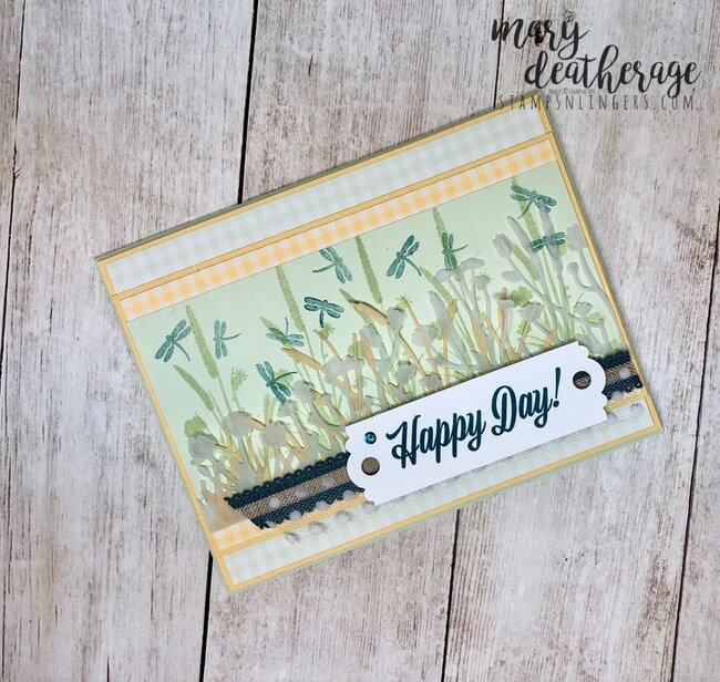 Stampin' Up! Friend Like You Celebration Card | Stamps – n