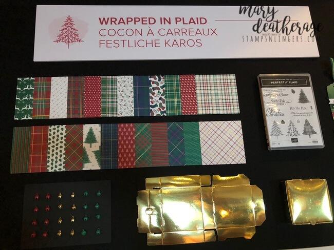Stampin' Up! 2019 Holiday Catalog Sneak Peeks!   Stamps – n