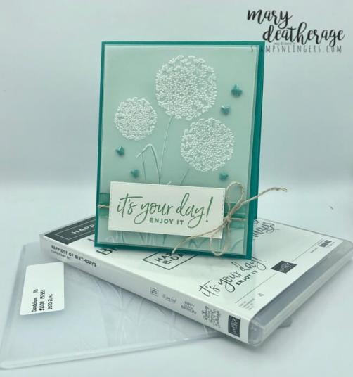 Unique and Fun Unusual Your Choice Stampin'Up Retired Embellishments