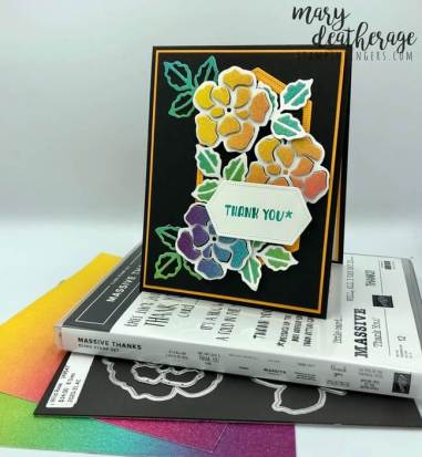 Stampin' Up! Massive Thanks to a Wild Rose - Stamps-N-Lingers 1