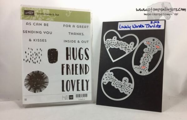 Stampin Up Lovely Inside Amp Out Sneak Peek Stamps N