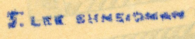 essayan 2000 rubles gutter block signature on back small