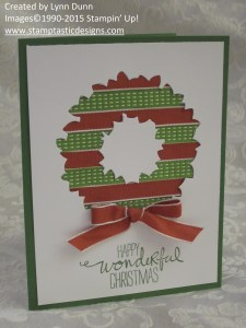 ribbon scraps wreath