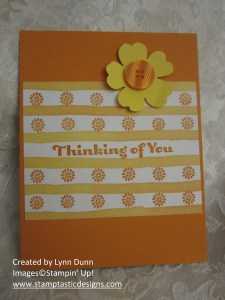 Stampin on DSP