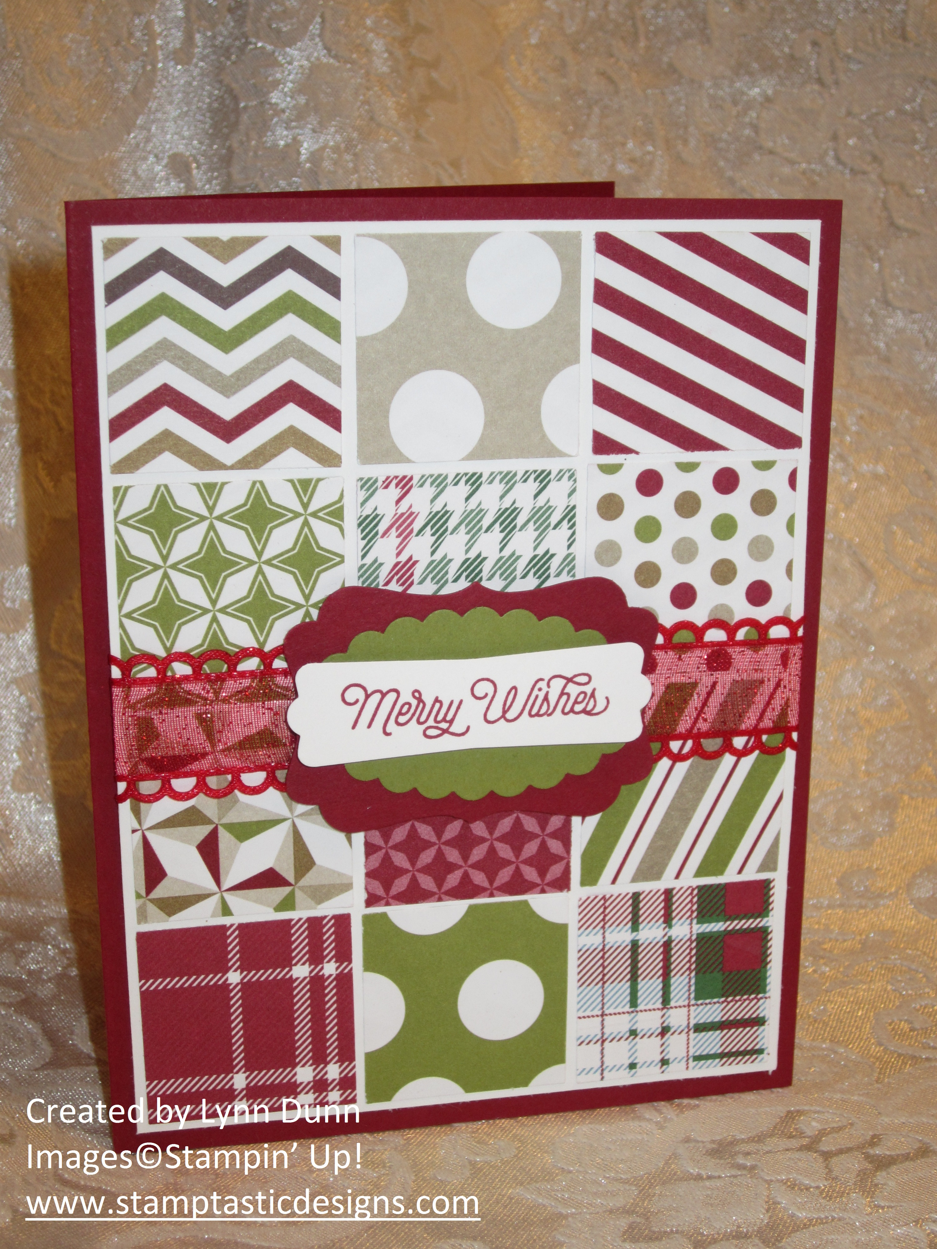 stampinup Archives   Page 28 of 39   Create with Lynn