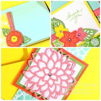 Envelope Punch Board Mini Scrapbook SP