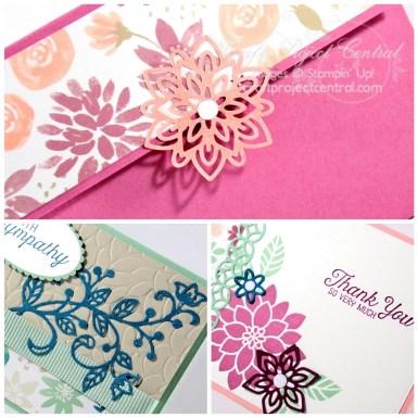Flourishing Card Box Set SP