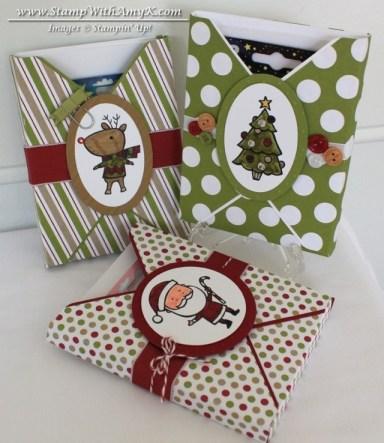 Color Me Christmas - Stamp With Amy K